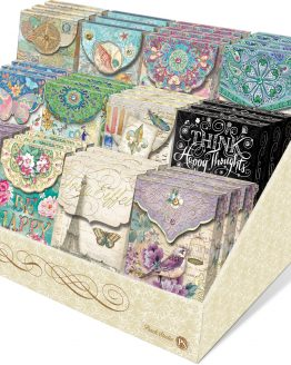 Decorative Pouch Note Cards