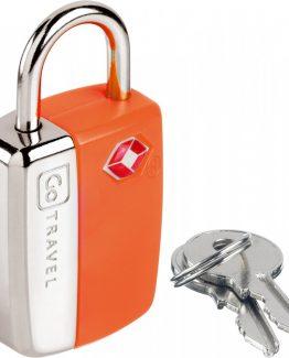 travel sentry orange