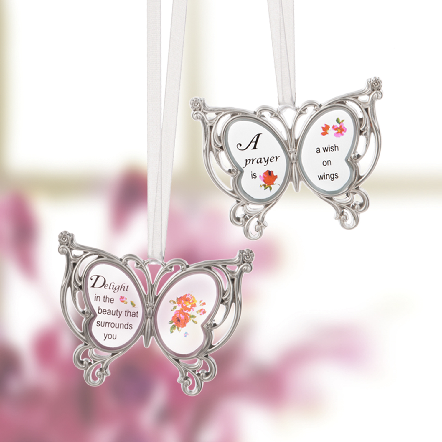 Blessings Home Decor: Ganz Home Decor Christmas / Spring Blessings Butterfly
