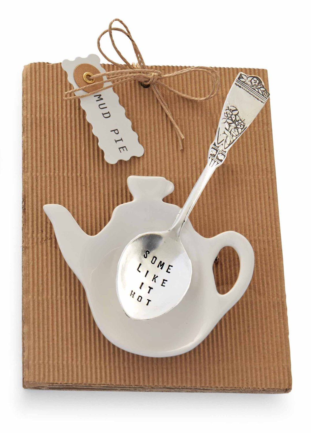 Mud Pie ML6 Circa Living Kitchen Dining Tea Bag Holder ...