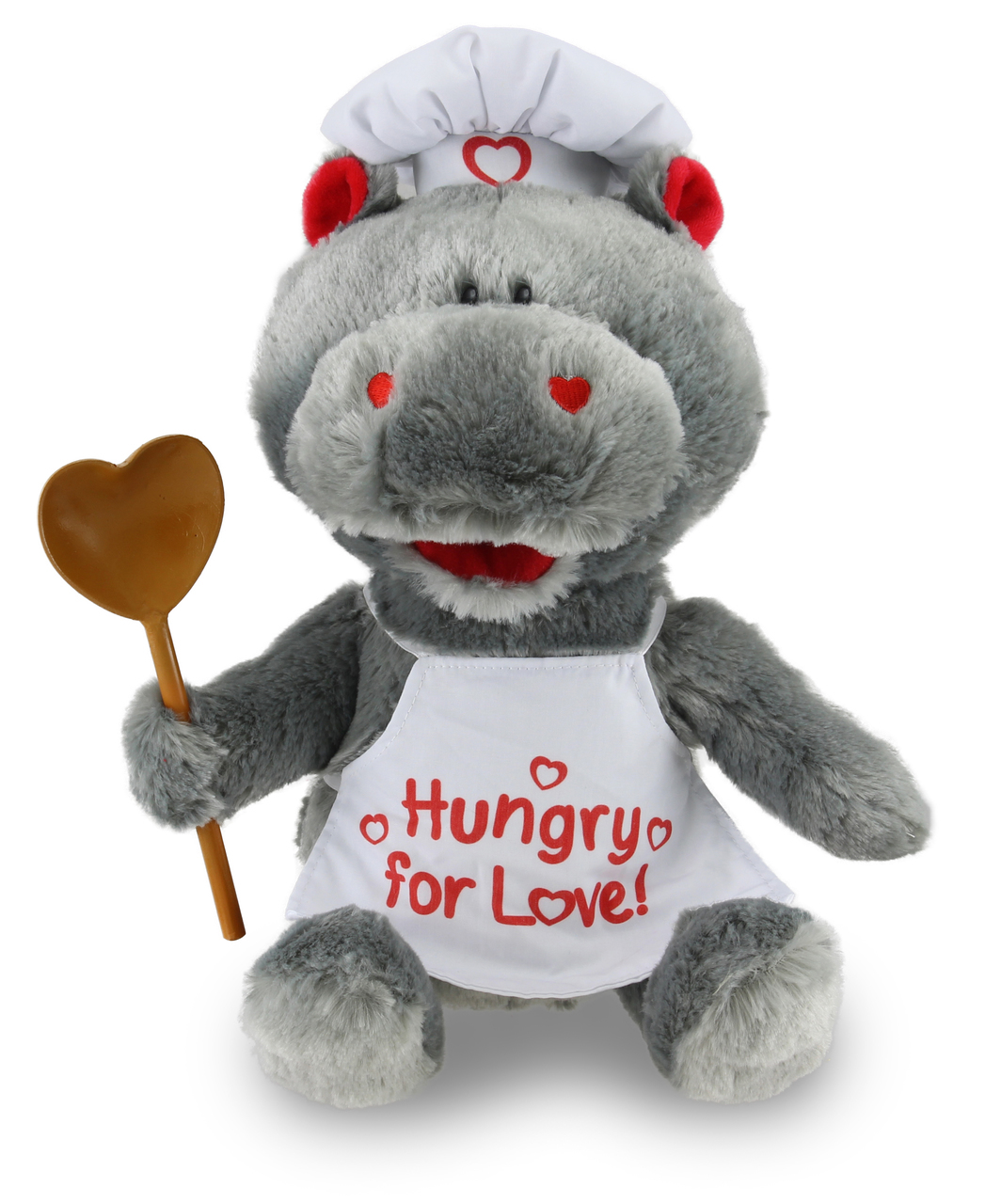Toys For Valentines Day : Cuddle barn animated plush toy valentine s day hot for you