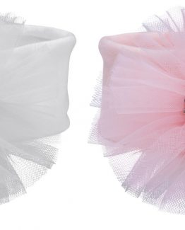 Fairy Bow White Pink Main