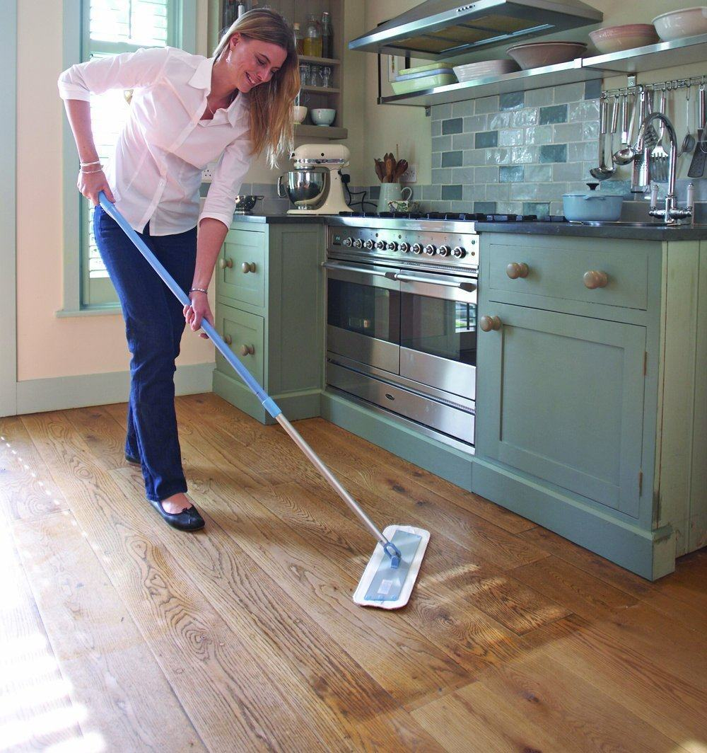 E-cloth E8 Home All Floor Surface Cleaning Care Deep Clean Mop 10620