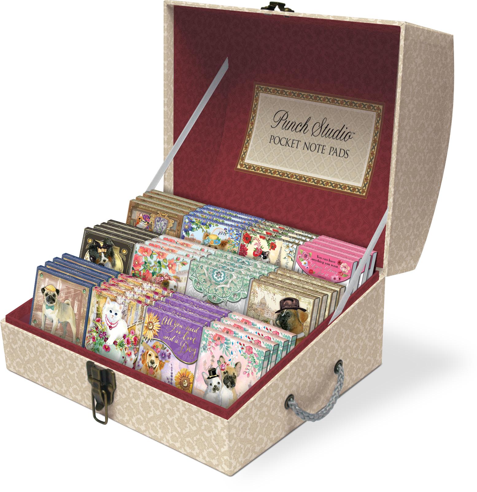 Posh Baby Gifts Uk : Punch studio everyday posh pets pocket note pads choose