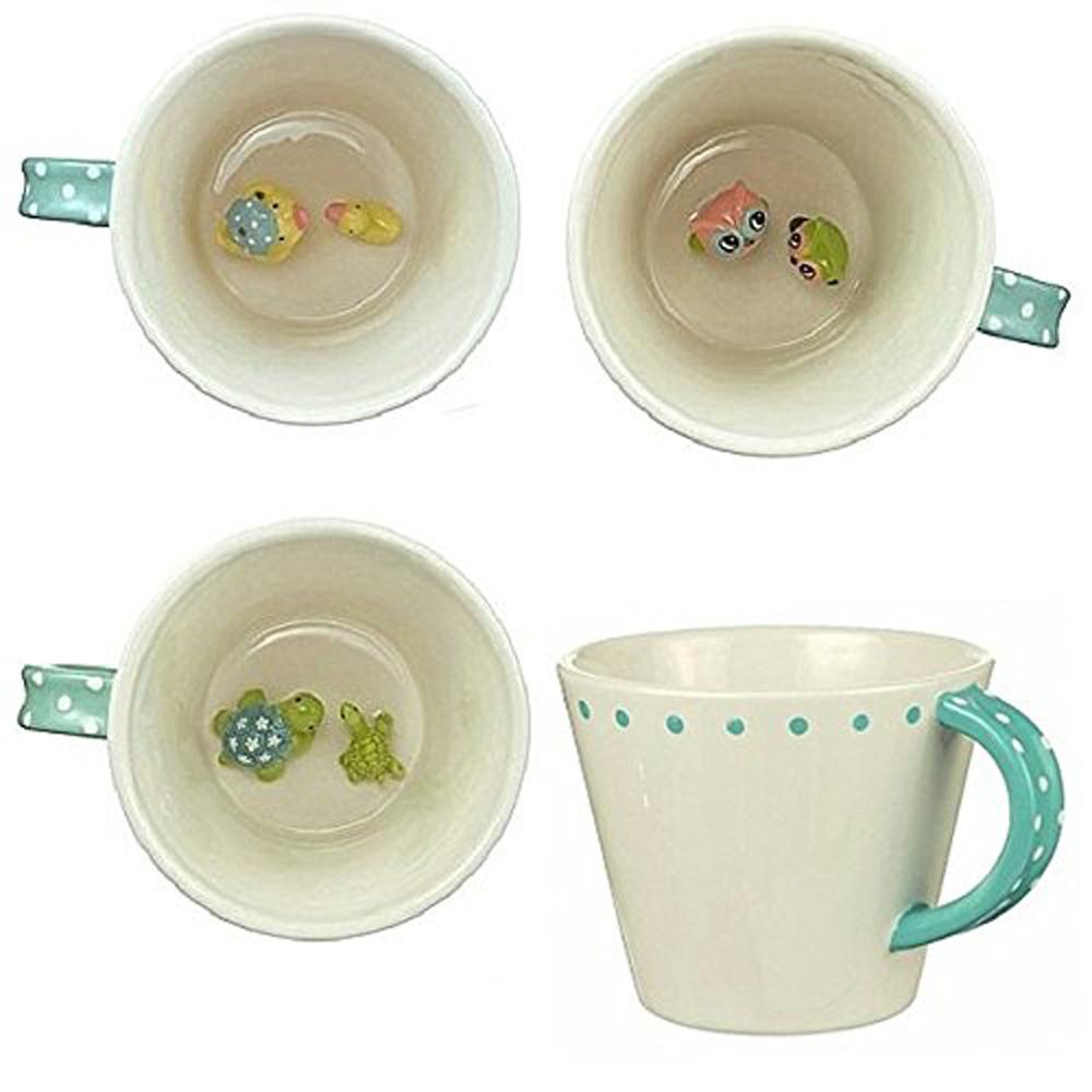 Grasslands road studio 100 baby ceramic mug cup peekaboo for Grasslands road mugs