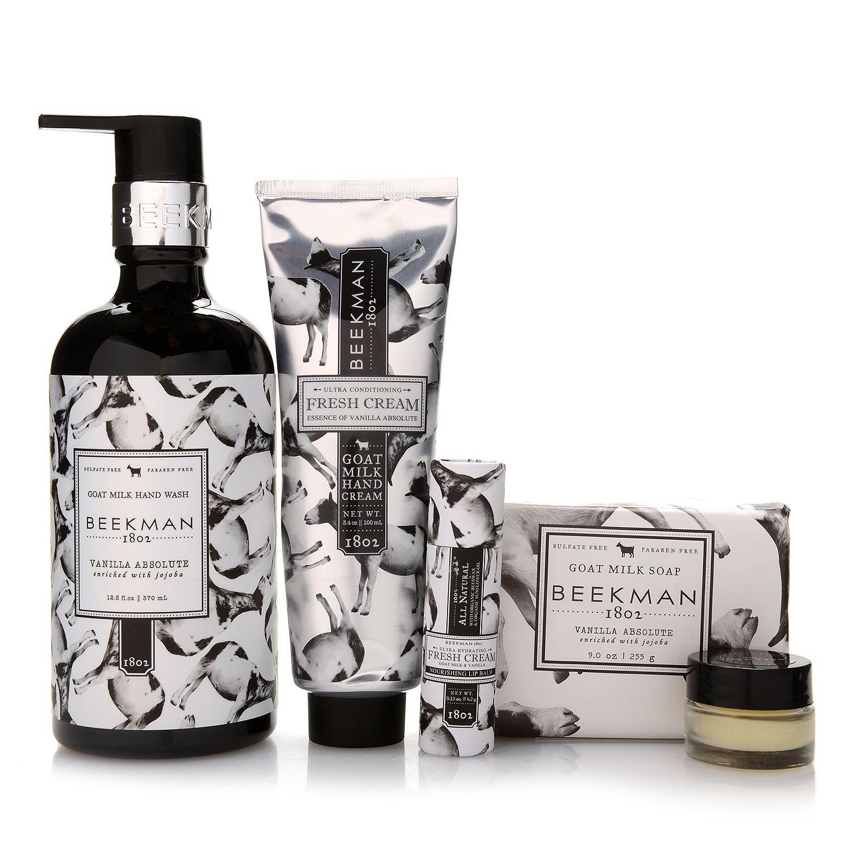 Baby Gifts Virginia Beach : Beekman goat milk skin care fresh cream gift set