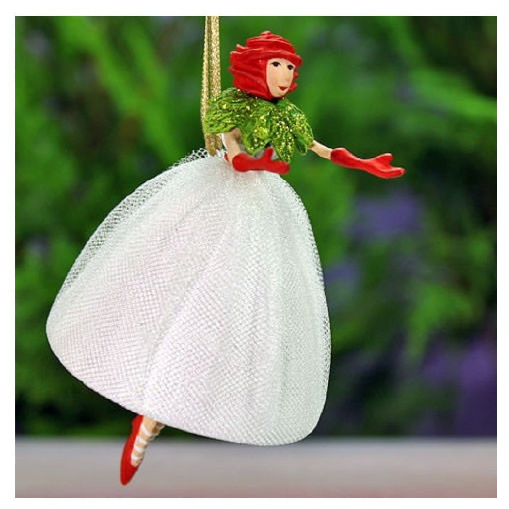 Patience Brewster H8 Christmas Holiday – Mini Rose Fairy ...