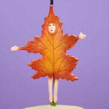 31036_mini_orange_falling_leaf_orn
