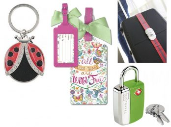 Luggage Accessories / Keychains
