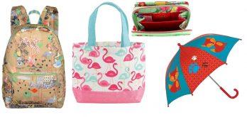 Bags/ Backpacks/ Umbrellas