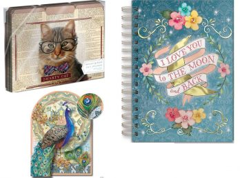 Stationery / Books For Mom