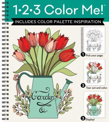 123 Color Me Garden
