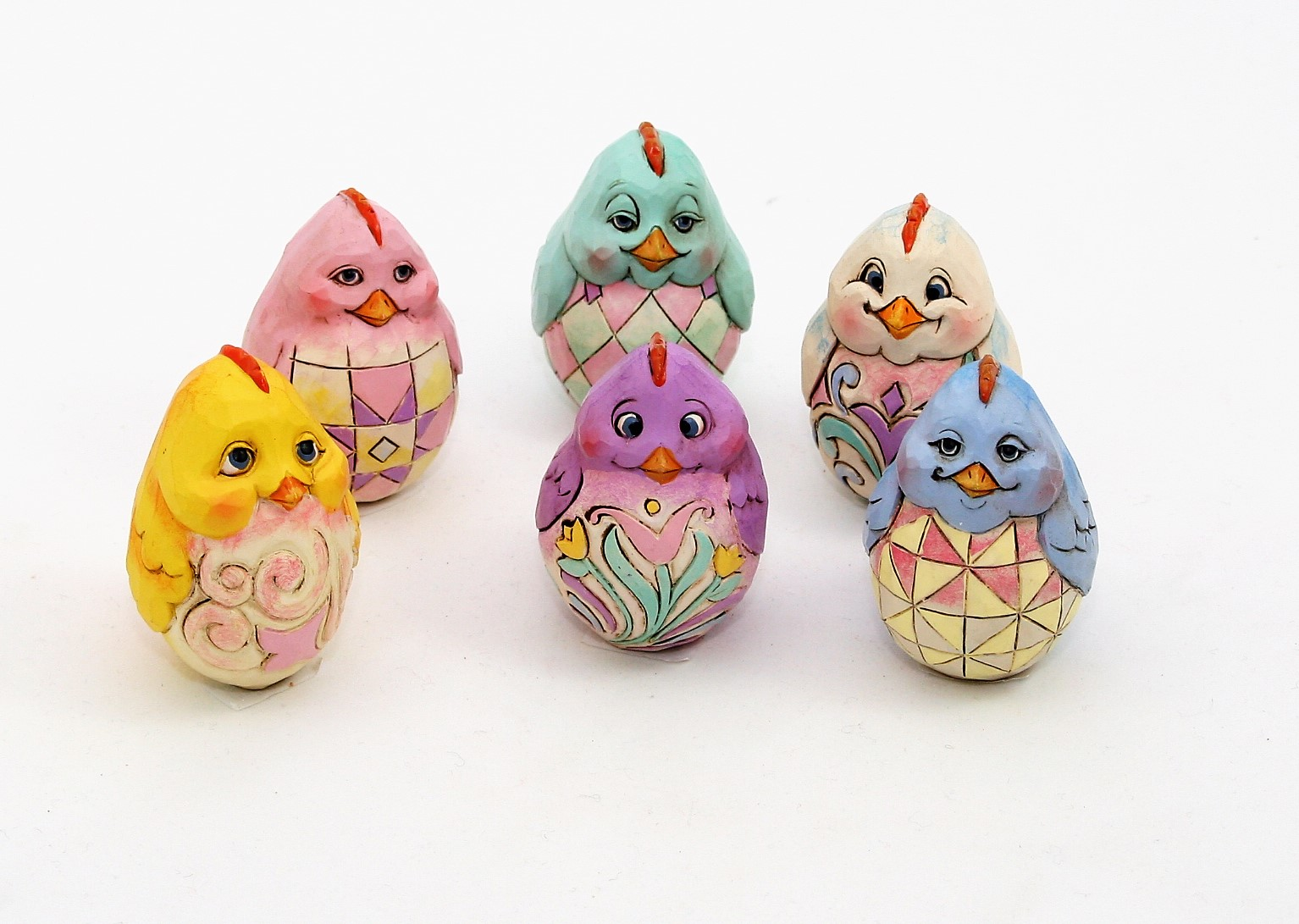 New box truck heartwood manufacturing - Enesco Jim Shore Heartwood Creek Easter 2 5 Mini Egg Shaped Chick 4056944