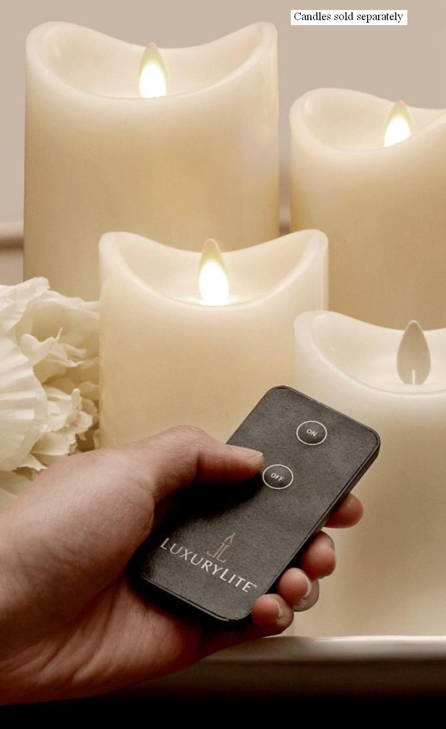 Ganz luxurylite home decor hand held remote control for for Home decorators remote