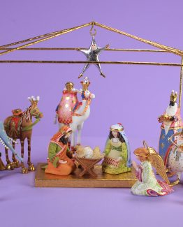 31202 Mini Nativity Set Above