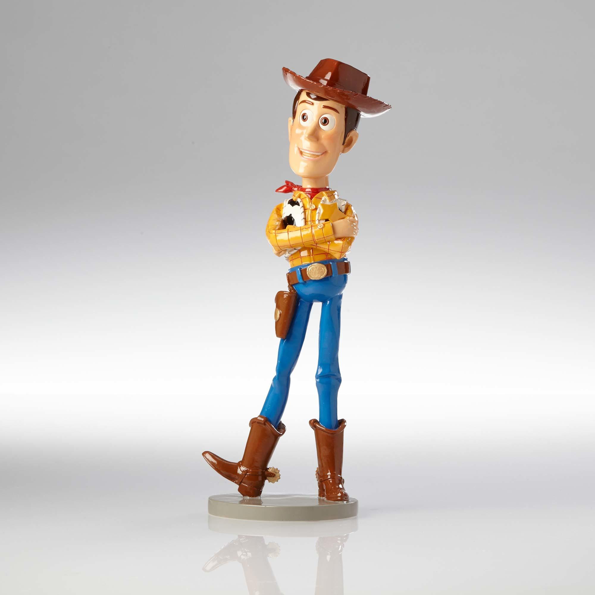 enesco h6 disney showcase toy story sheriff woody figurine. Black Bedroom Furniture Sets. Home Design Ideas