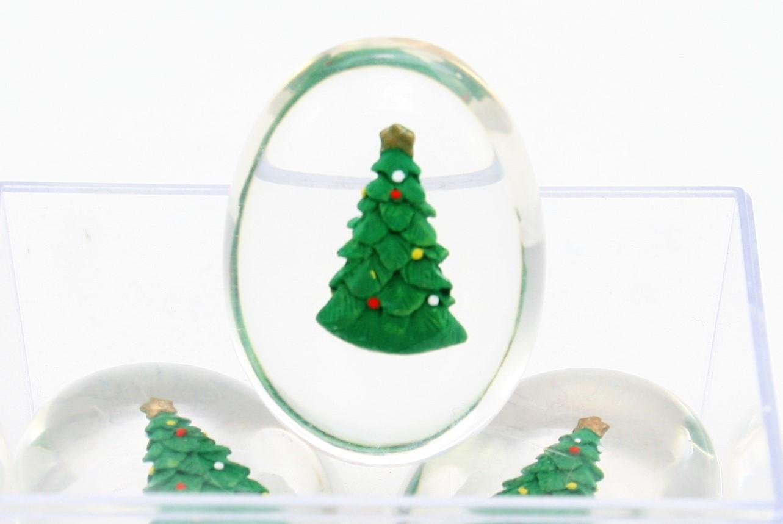AngelStar Religious Holiday Reflection Pocket Stone – Christmas Tree ...