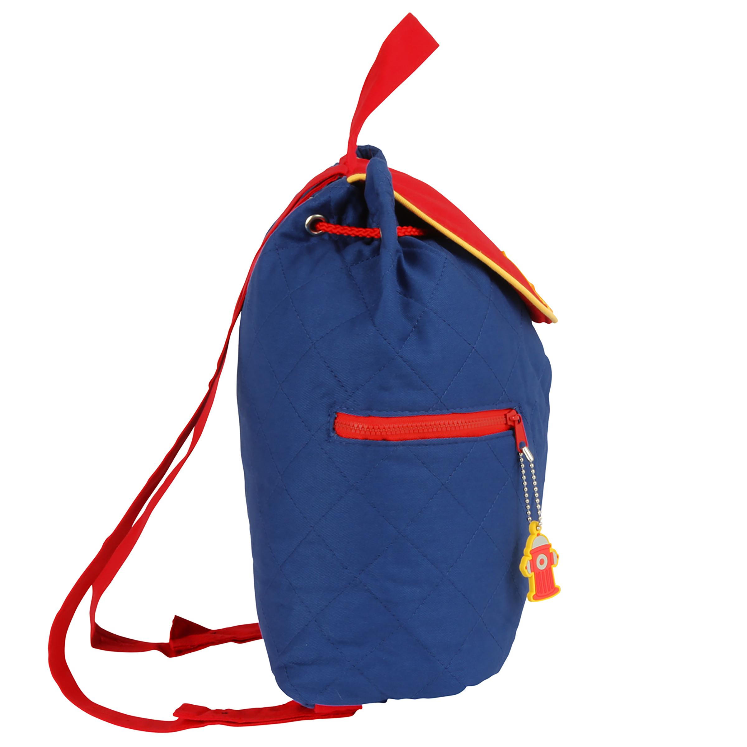 Stephen Joseph E7 Baby Toddler Boy Quilted Backpack – SJ ...