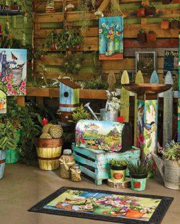 Garden, Yard, Outdoor