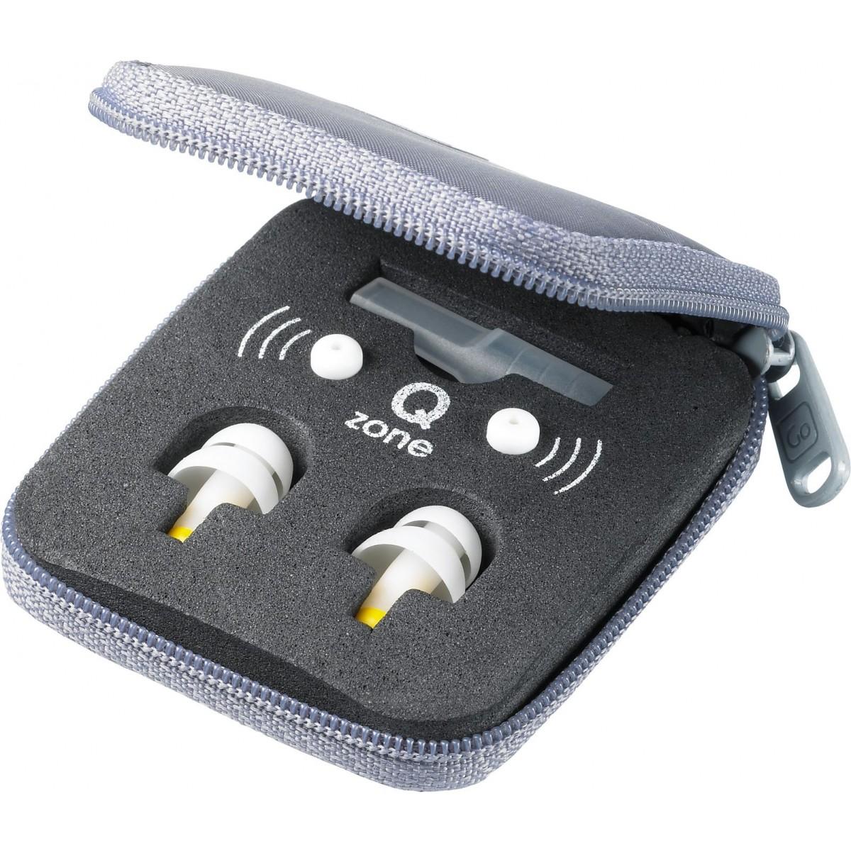 Go Travel E8 Quiet Zone Sound Filtering Attenuated Ear