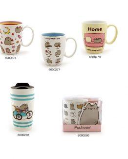 Pusheen Mugs