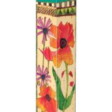Studio M Dsh8 Garden Painted Peace Stephanie Burgess 20in Art Pole Happiness