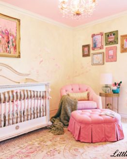 Baby Girl Decor