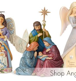 Angels and Nativity