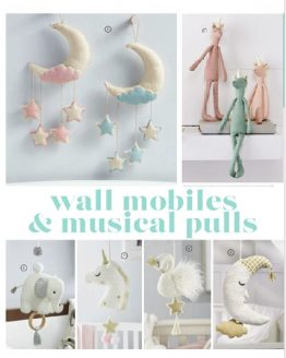 Wall Mobiles and Musical Pulls