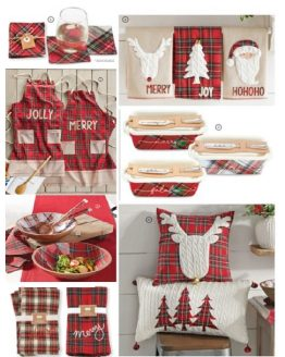 Tartan / Classic Christmas
