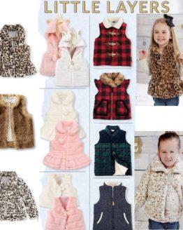 Little Layers - Coats & Vests