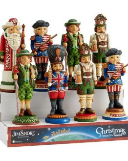 Nutcrackers Around the World by Jim Shore