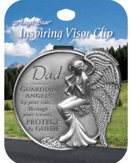 AngelStar-Car-Travel-Inspiring-Visor-Clip-Guardian-Angel-Dad-15681-301554259077