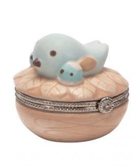 CR-Gibson-Baby-Boy-or-Girl-Ceramic-Treasure-Trinket-Box-Nest-BTB23-12682-291374598560