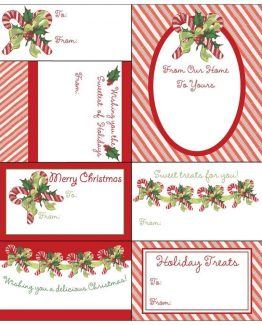 Gift Tags, Bags, and Boxes