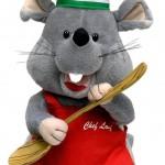 Cuddle-Barn-12-Animated-Plush-Chef-Luigi-Mouse-Sings-Thats-Amore-CB7363-291349438907