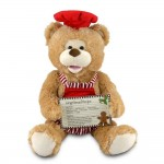Cuddle-Barn-12-Plush-Christmas-Bear-Grandma-Cookie-Gingerbread-Recipe-CB2412-301035357592