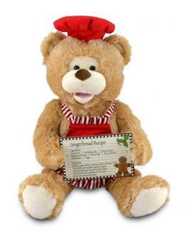 Cuddle-Barn-12-Plush-Christmas-Bear-Grandma-Cookie-Gingerbread-Recipe-CB2412-301035357592