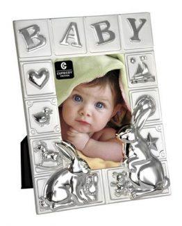 Cupecoy-Design-Baby-ABC-Two-Tone-4-x-6-Photo-Frame-Keepsake-70059-301162928894
