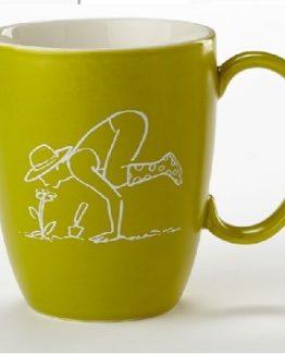 Enesco-Mamasana-Coffee-Tea-Drink-Mug-Mamas-Yoga-Pose-Mama-Garden-Chocolate-291313097221