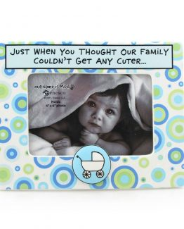 Enesco-Our-Name-Is-Mud-by-Lorrie-Veasey-Cuter-Photo-Frame-7-Inch-B00840VWT6