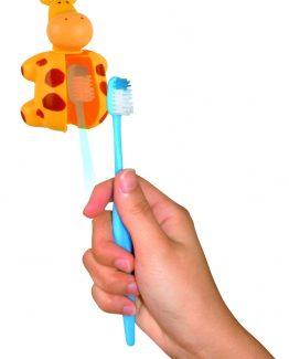 Flipper Toothbrush Holders