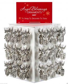 Ganz-Christmas-Tree-Holiday-Angel-Blessings-Ornament-Loving-Sentiment-EX28300A-300955436799