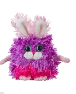 Ganz-Easter-45-WhooRah-Bunnies-Purple-With-Pink-Stuffed-Animal-Toy-HE10004-PPL-301088720159