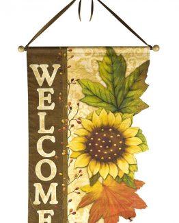 Ganz-Fall-Thanksgiving-Sunflower-Welcome-Cotton-Cut-Out-Banner-ER27453-300991851833