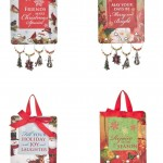 Ganz-Holiday-Adult-Gift-Christmas-Wine-4-Charm-Set-Sold-Separate-EX29385-290963816329
