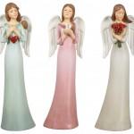 Ganz-Home-Decor-Beautiful-Angel-Figurine-Heart-Dove-Roses-ER22422-301020228729