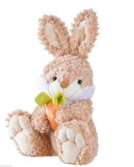 Ganz-Spring-Easter-16-Toffee-Bunny-With-Carrot-Plush-Stuffed-Animal-Toy-HE10010-301088778841