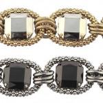 Ganz-Womens-Jewelry-Faceted-Stone-Loop-Bracelet-ER22357-301063567042