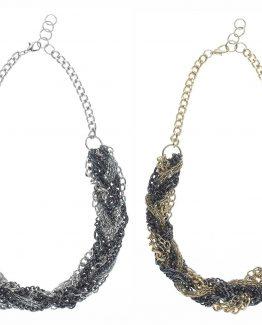 Ganz-Womens-Jewelry-Multi-Strand-Chain-Necklace-ER22350-291066851129